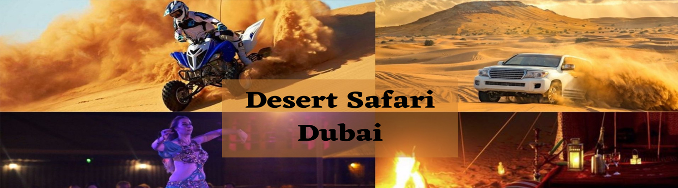How You Can Enjoy Desert Safari Dubai Tour?