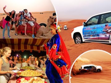 Top Dubai Desert Tours