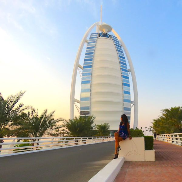 How to Visit Burj Al Arab Dubai