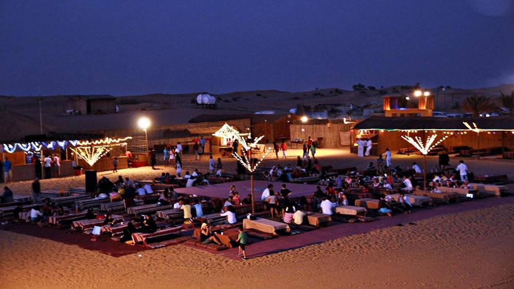 Desert Dinner Dubai