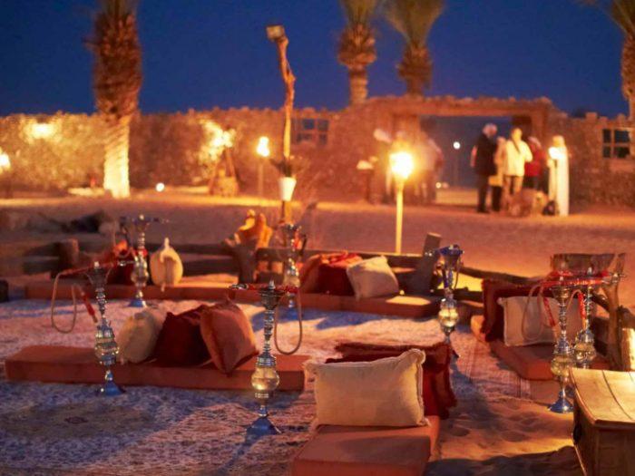 Luxury Desert Camping Dubai
