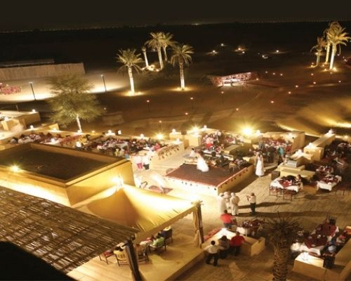 Premium Evening Desert Safari Dubai