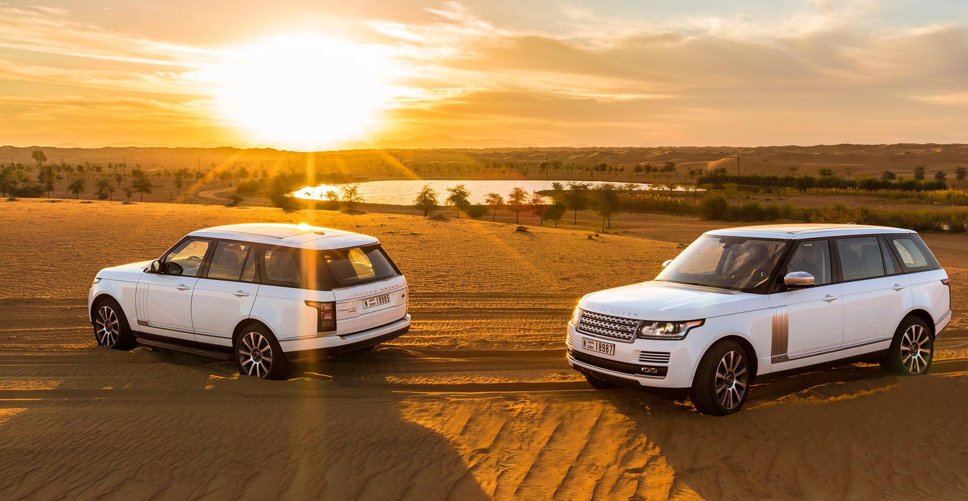 Luxury Desert Safari Dubai