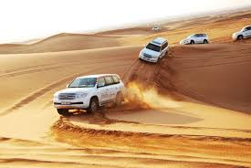 Ultimate Morning Desert Safari Tours with Best Fun Activities