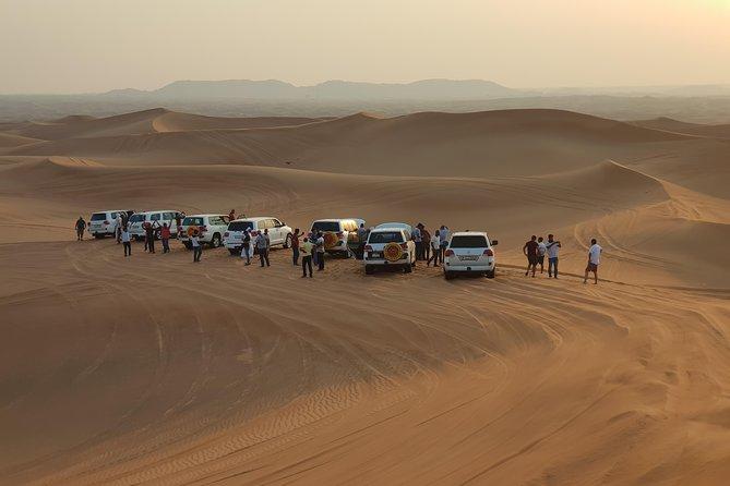 Dubai Private Desert