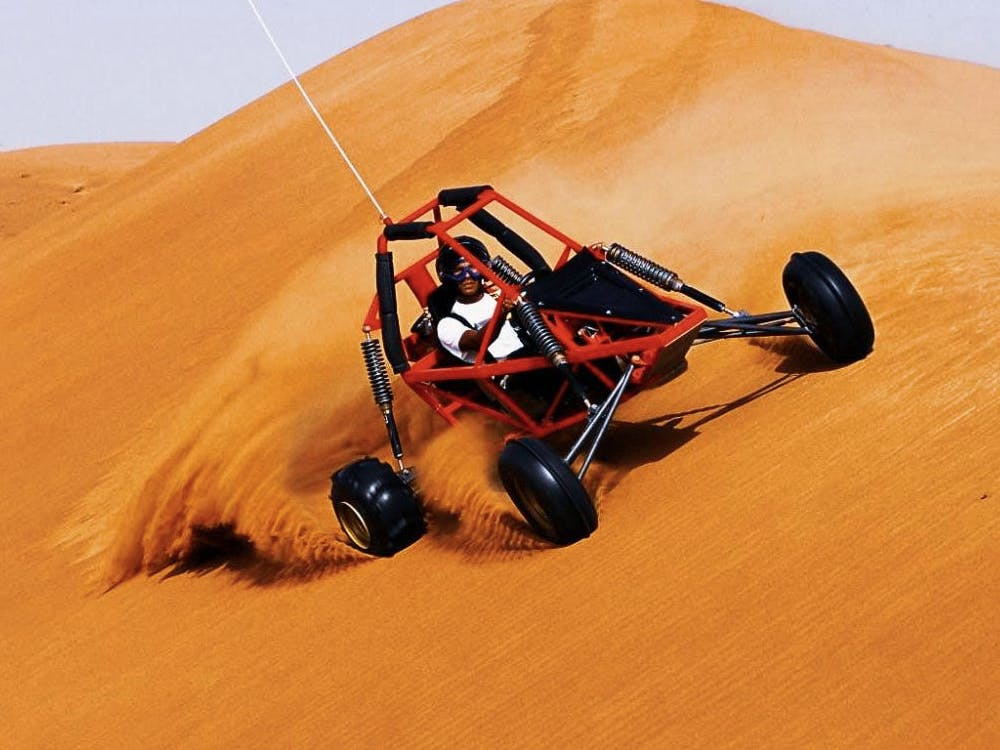 buggy adventures dubai