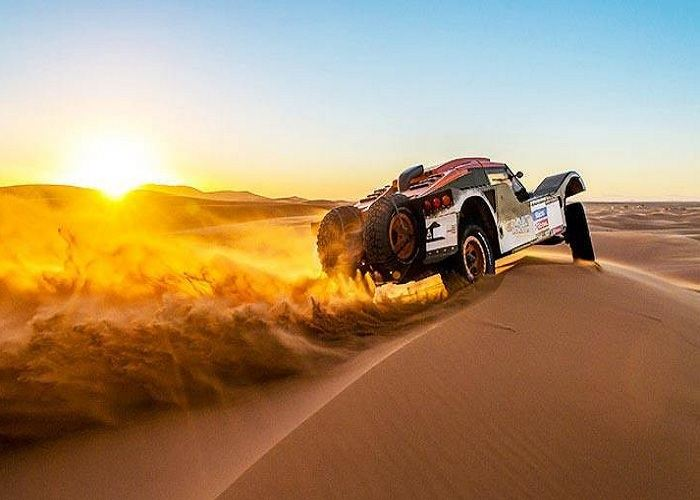 Dune Racing Dubai