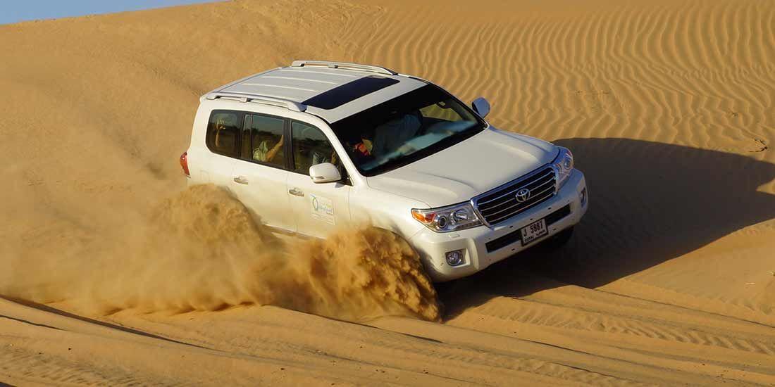 Best Private Desert Safari Dubai