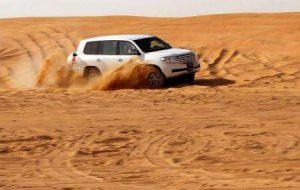 Desert Safari Dubai Timings