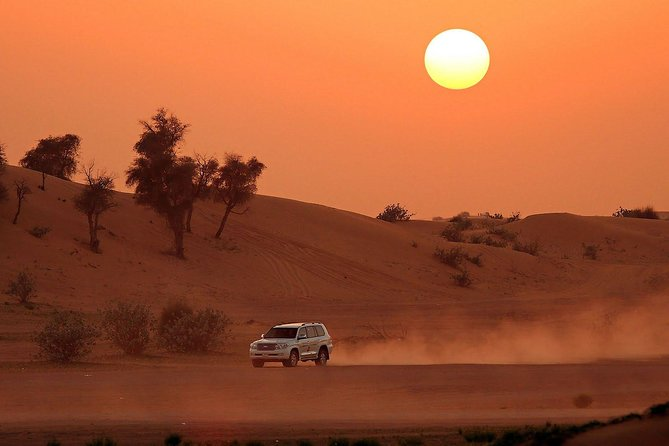 Thrilling and Exciting Moments in Desert Safari Dubai