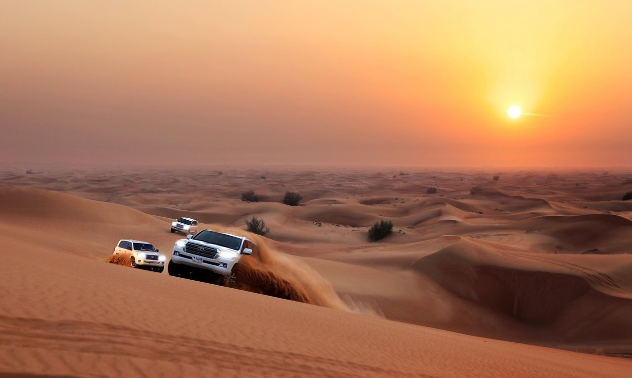 Everything You Should Know About Desert Safari Dubai