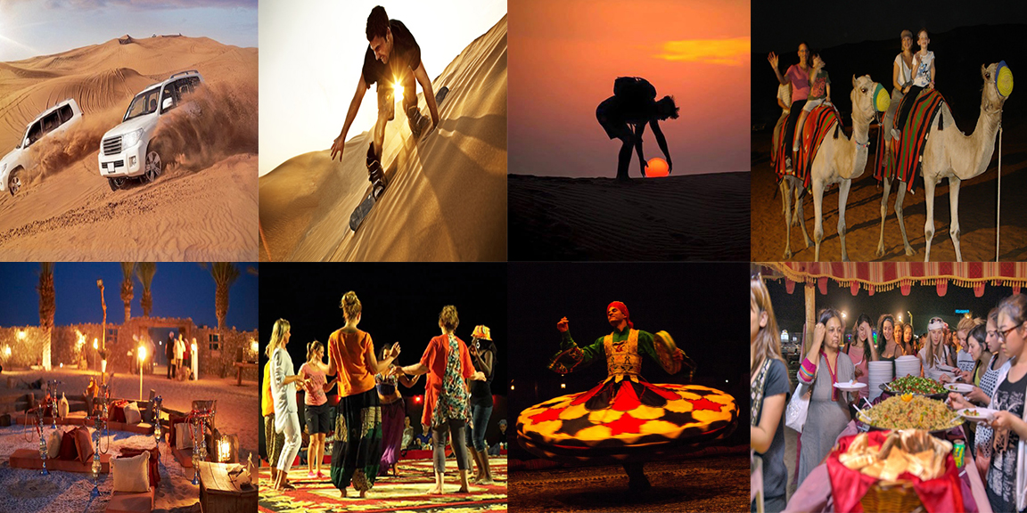 Desert Safari Dubai: Experience the Desert Safari Dubai Like Never Before
