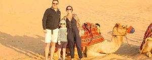 Selecting the Best Time for Desert Safari in Dubai