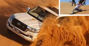 Complete Guide of What You Need to Know About Desert Safari Dubai