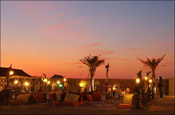 Overnight Desert Safari in Dubai