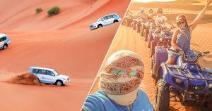 Types of Desert Safari in Dubai