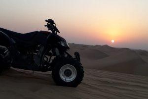 Overnight Desert Safari + Quad Bike